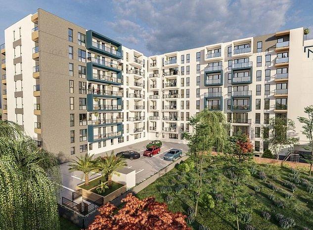 Apartament cu 3 camere in cel mai nou complex de la malul marii - imaginea 1