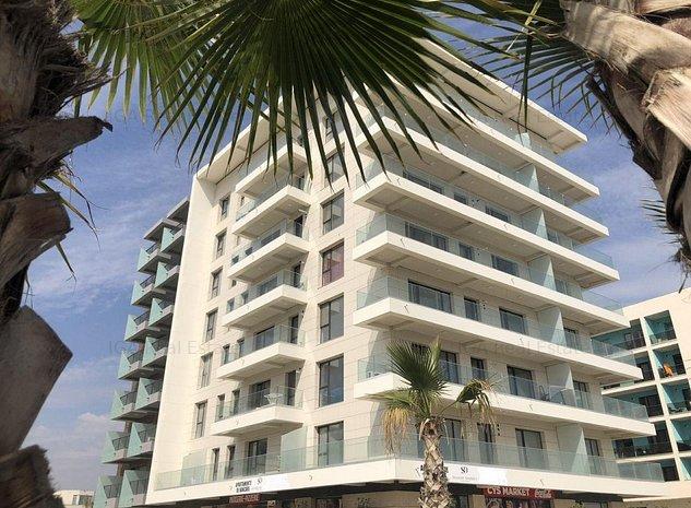 Comision 0% | Apartament cu priveliste frontala la mare in rezidenta Premium - imaginea 1