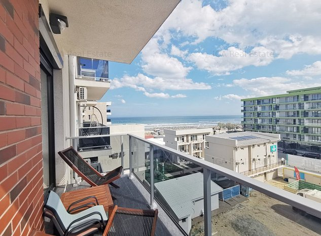Apartament langa plaja cu vedere la mare - imaginea 1