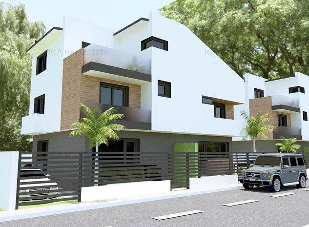 Comision 0% | Casa tip duplex | Zona linistita - imaginea 1