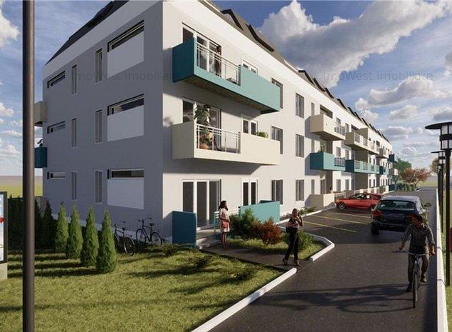 Apartamente noi cu 2 si 3 camere, Zona Buziasului - imaginea 1
