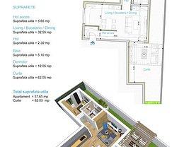 Apartament de vânzare 2 camere în Timisoara, Braytim