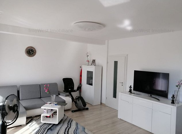 Apartament modern, Mobilat si utilat lux - imaginea 1