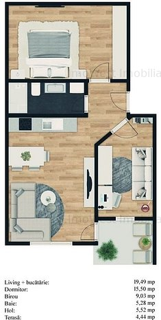 Ansamblu rezidential modern in Mosnita Noua ! - imaginea 1