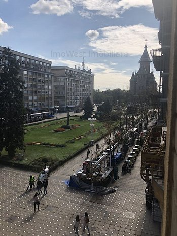 Piata Victoriei, apartament de 2 camere - imaginea 1