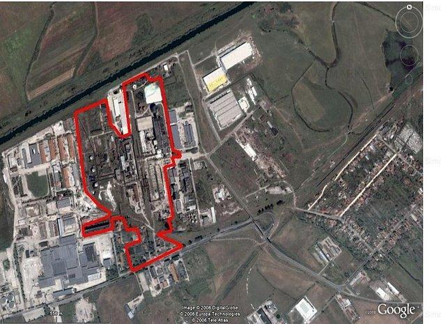 Teren investitii 17 hectare - imaginea 1