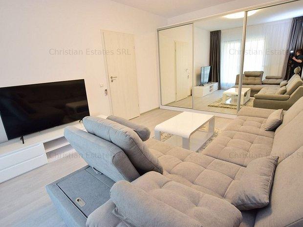 2 camere, Lujerului - Plaza Residence, premium - imaginea 1