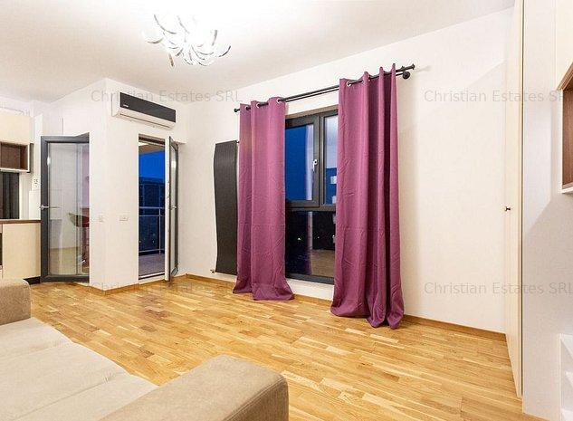 Garsoniera 43 mpu, Cotroceni - Smart Residence, first use - imaginea 1