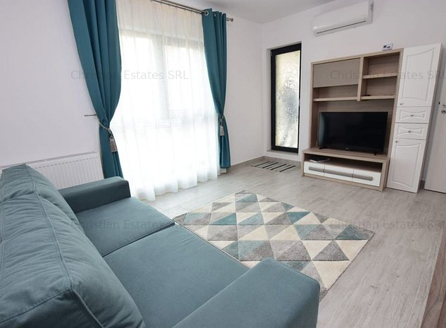 First Use Studio, Cotroceni Smart Residence, TUR VIRTUAL - imaginea 1