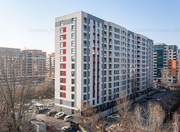 Splaiul Independentei 202M - Cotroceni Smart Residence 2019 - imaginea 1