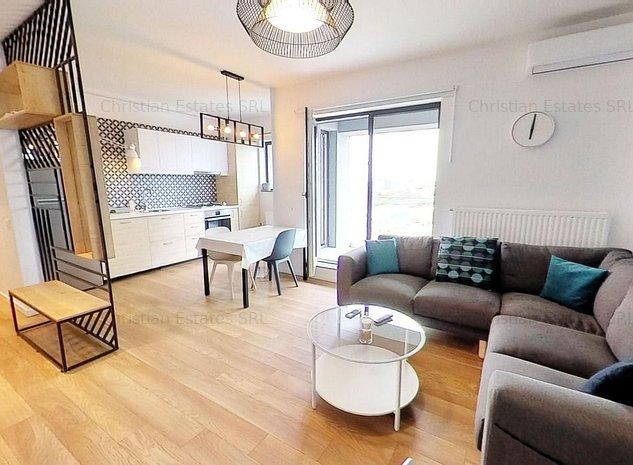 2 camere, Lujerului - Plaza Residence, TUR VIRTUAL - imaginea 1