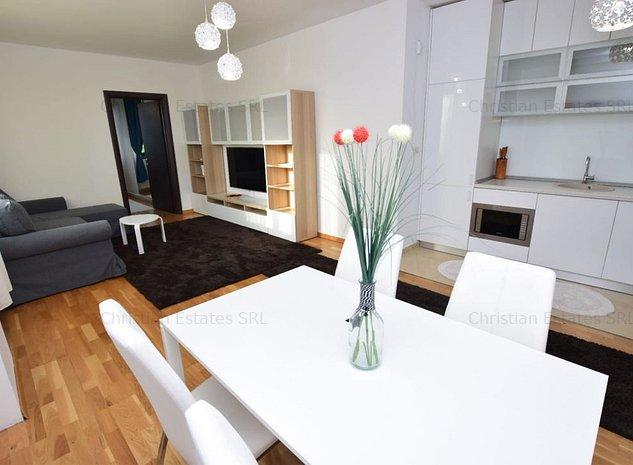 Premium Studio, Drumul Sarii - Caranda Residence, parcare subterana - imaginea 1