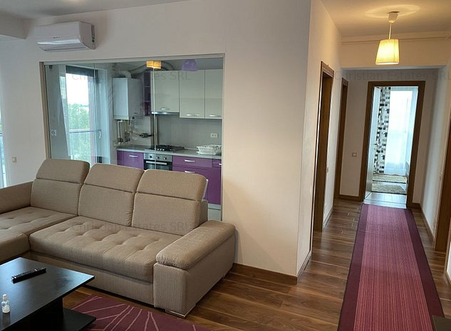 3 camere, Regie - 20th Residence, parcare subterana - imaginea 1