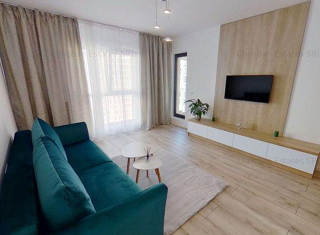 Garsoniera Premium, Lujerului - Plaza Residence, TUR VIRTUAL - imaginea 1