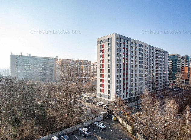 Studio 40 mpu - Grozavesti - Cotroceni Smart Residence 2019 - imaginea 1
