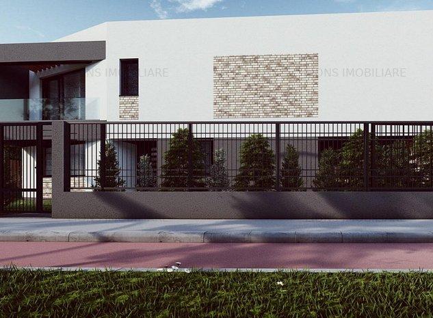 Vila 4 camere de vanzare in Borhanci - imaginea 1