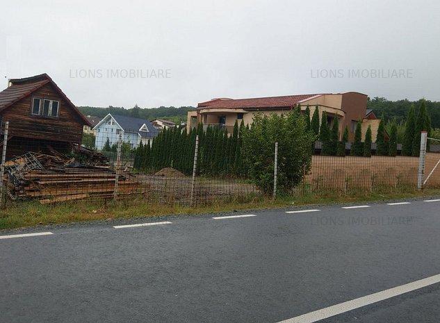 Teren de vanzare in cartierul Faget - imaginea 1