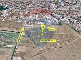 Teren constructii de vânzare, în Sibiu, zona Turnisor