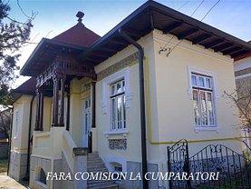 Casa de vânzare 5 camere, în Râmnicu Vâlcea, zona Central
