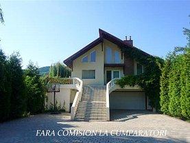 Casa de vânzare 7 camere, în Păuşeşti-Măglaşi, zona Central