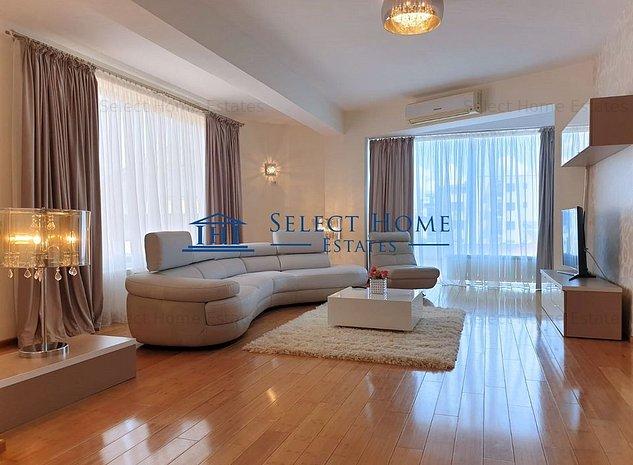 Sos Nordului | Unique Luxury Design Apartment | 140 mp | Parcare Subterana - imaginea 1