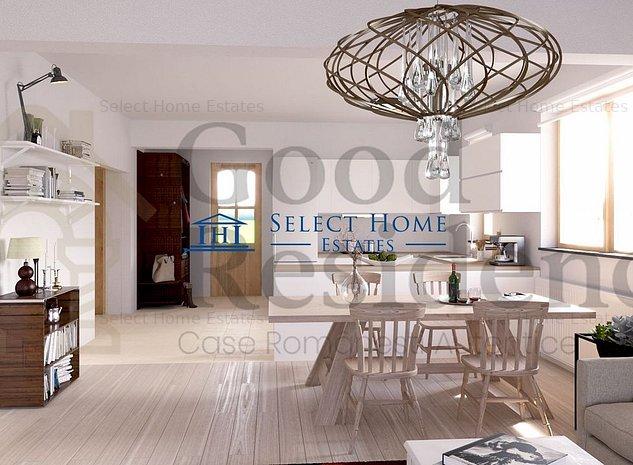 Casa Neo-Romaneasca| Langa Padure|Teren840mp|Dezvoltator|15 min Pipera - imaginea 1