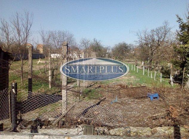 Casa 2 camere+ teren pentru constructii noi - imaginea 1