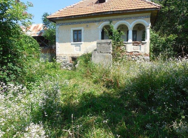 Investitie - Ramnicu Valcea- VLADESTI - vanzare teren 1300mp cu constructie - imaginea 1