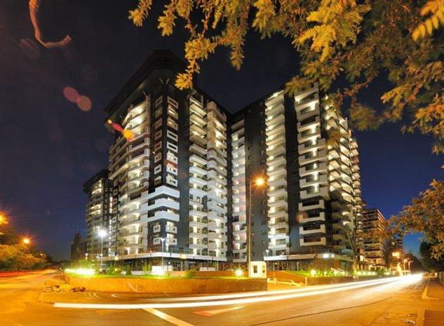 Apartament cu 3 camere spatios, foarte luminos - imaginea 1