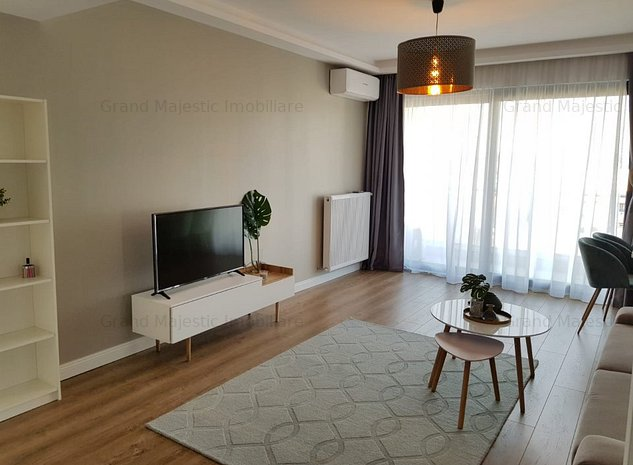 Apartament 3 camere Aviatiei Bloc Nou LUX ROVERE PARCARE! - imaginea 1