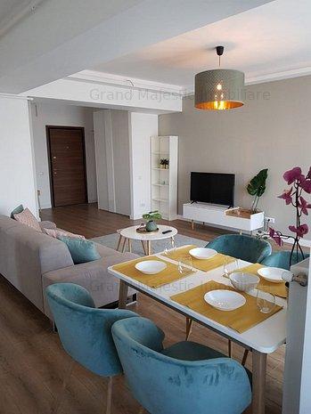 Apartament 3 camere Aviatiei Bloc Nou LUX ROVERE PARCARE! - imaginea 2