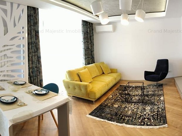 Apartament 3 camere Aviatiei Bloc Nou LUX !! - imaginea 1