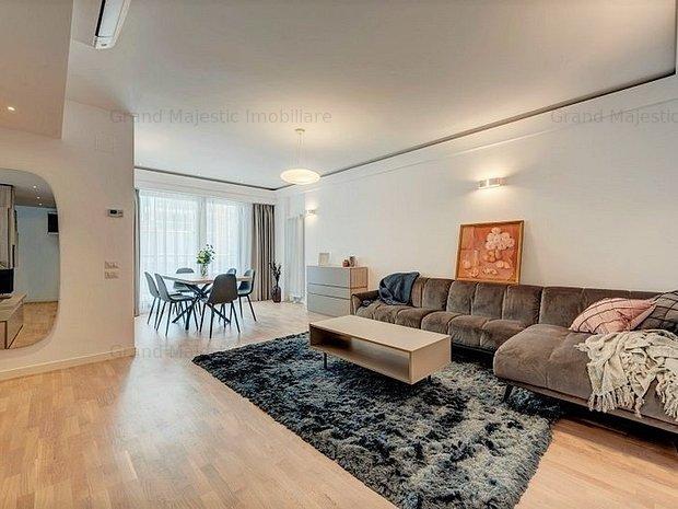 Herastrau 4 Rooms Flat LUX ROVERE !! - imaginea 1