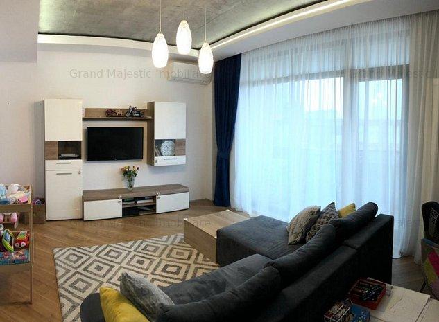 Apartament 3 camere Dinamic City Bloc Nou Loc de Parcare Subteran - imaginea 1