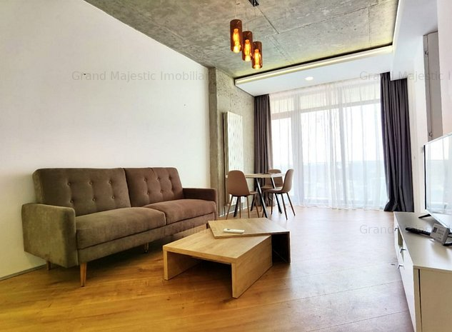 Apartament 2 camere Dinamic City Bloc Nou Loc Parcare Subterana - imaginea 1