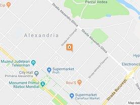 Apartament de vânzare 3 camere, în Alexandria, zona Central