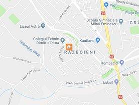 Apartament de vânzare 3 camere în Pitesti, Razboieni