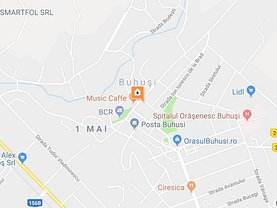 Apartament de vânzare 3 camere în Buhusi, Central
