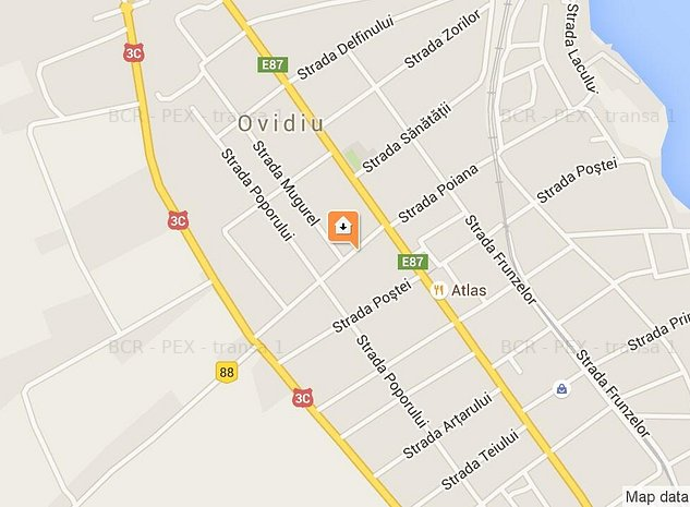 Imobil situat in Ovidiu,Str Mugurel, nr.2, Jud Constanta - imaginea 1