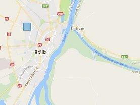 Licitaţie teren constructii, în Brăila, zona Exterior Est