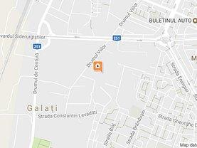 Licitaţie teren constructii, în Galati, zona Periferie