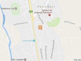 Licitaţie teren constructii, în Petrosani, zona Periferie