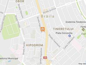 Licitaţie teren constructii, în Braila, zona Periferie