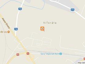Licitaţie teren constructii, în Viforata