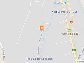 Licitaţie teren constructii, în Zalău, zona Nord