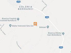 Licitaţie teren agricol, în Cluj-Napoca, zona Borhanci