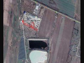 Licitaţie teren  constructii, în Vladimirescu