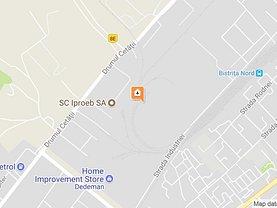 Gradinita si spatii de birouri în Bistrita, Periferie