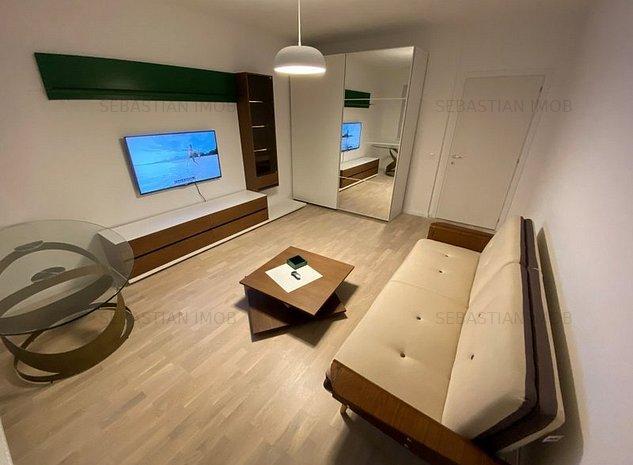 2 camere Baba Novac Residence - Prima Inchiriere- - imaginea 1