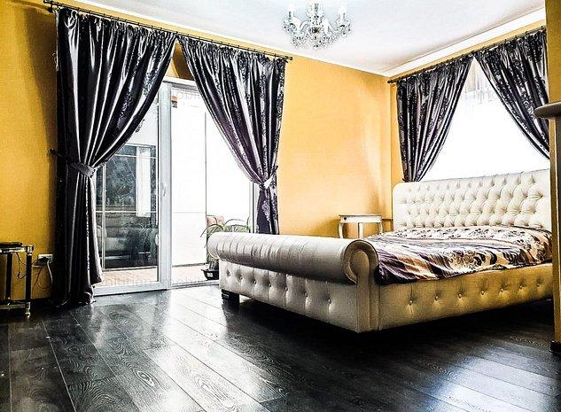 Giroc- 3 camere- et 1- lux- mobilat, utilat-106 m2! - imaginea 1